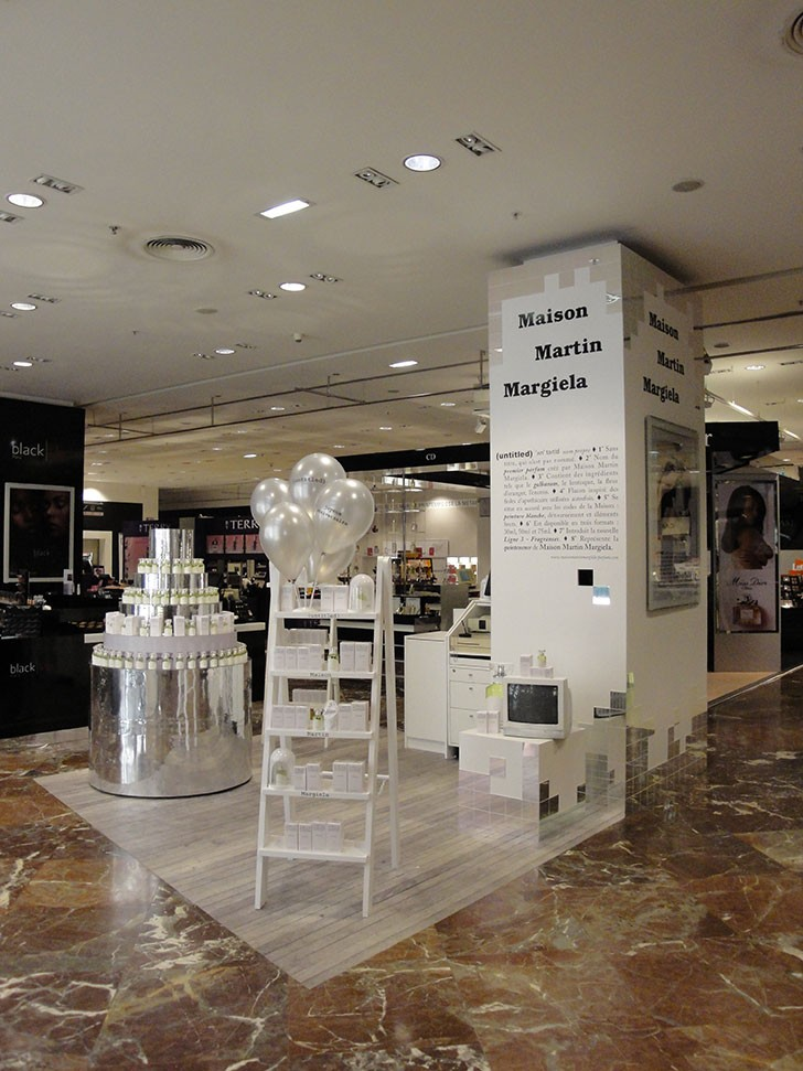 printemps haussmann maison lancme casse les codes des grands magasins enfin with printemps. Black Bedroom Furniture Sets. Home Design Ideas